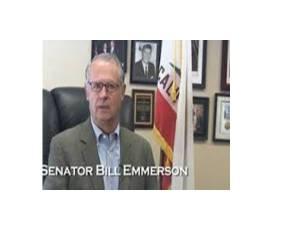 Senator Dr. Bill Emmerson