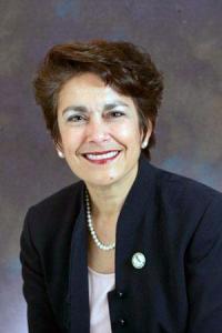 Secretary Anna Caballero